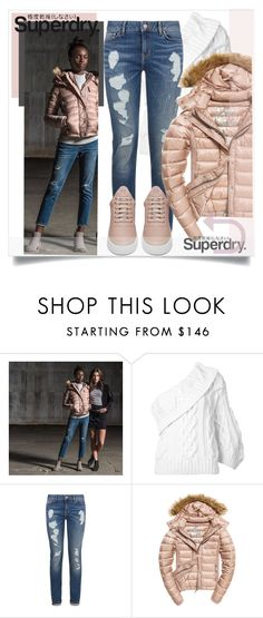 """The Cover Up – Jackets by Superdry: Contest Entry"" by ilona-828 ❤ liked on Polyvore featuring Superdry, Rosie Assoulin, Tommy Hilfiger, Fuji, Filling Pieces, polyvoreeditorial and MySuperdry"