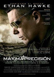 Máxima Precisión - Cinecolor Films / 12 de noviembre