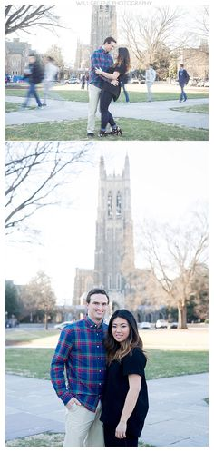 Emily and Corey's engagement session, Durham NC, Will Greene Photography