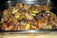 Pollo al Forno, Kip uit de Oven