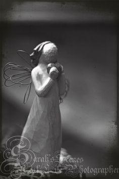 Sarah's Scenes, Real Life Photographer: Praying Angel