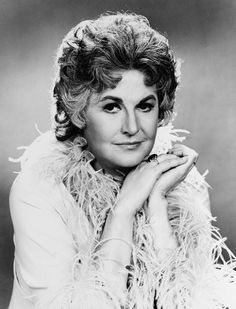Beatrice Arthur (Bernice Frankel) (May 13, 1922 - April 25, 2009) American actress, comedian and singer (o.a. from as Dorothy Zbornak in the comedyseries: The Golden Girls).