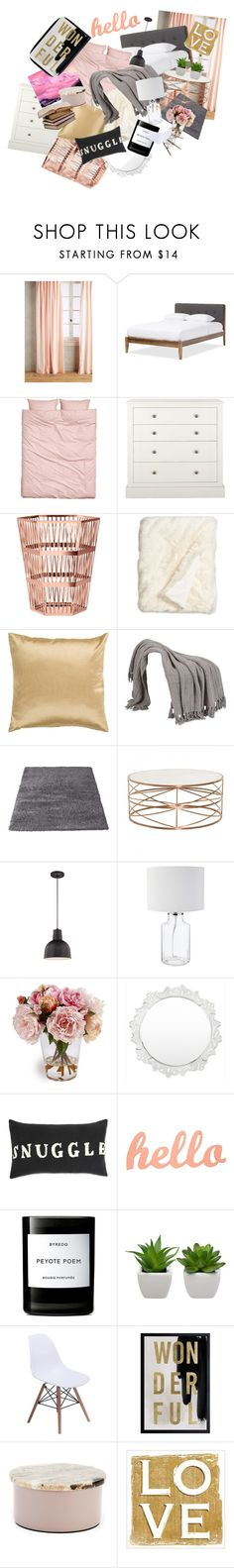 """Untitled #106"" by charlotteadavies30 ❤ liked on Polyvore featuring interior, interiors, interior design, home, home decor, interior decorating, Anthropologie, Ghidini 1961, Nordstrom and Surya"