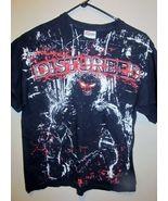 Vintage Disturbed tour shirt , medium - $23.99