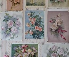 ✧ [Aesthetic] #flowers #flores #Paintings #drawings