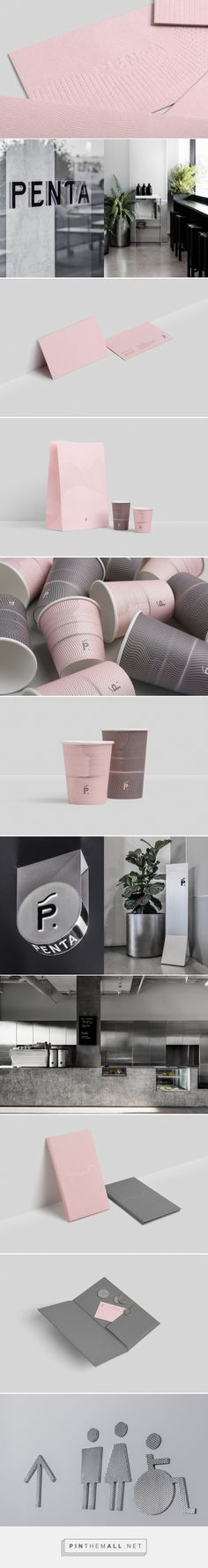 Penta Cafe Branding by Pop and Pac | Fivestar Branding Agency – Design and Branding Agency & Curated Inspiration Gallery