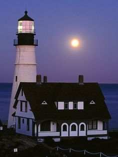 Portland Head Lighthouse, Portland, Maine                                                                                                                                                      More