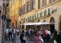 Giolitti Rome - Best afternoon break