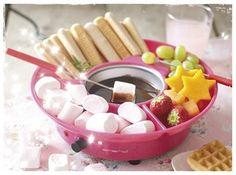 Kinder High Tea & Chocolade fondue | La Casa Bella kinderfeestjes