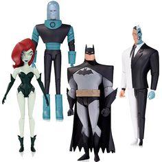 The New Batman Adventures Action Figures