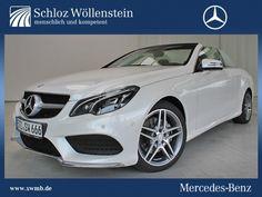 Mercedes-Benz E-Klasse Cabriolet zum Superpreis