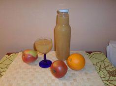Rostos narancsos almalé
