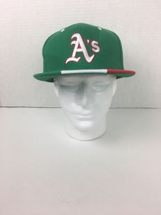 86e39ae8faf Oakland A s Italian Heritage Night SGA Snapback Hat Cap MLB  Athletics   Unbranded  OaklandAthletics