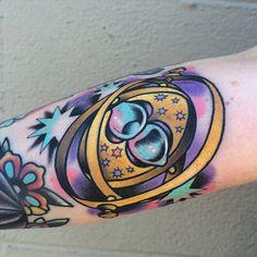 Time turner tattoo