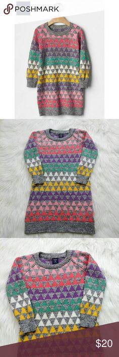 CHRISTMAS SALE fair isle sweater/ striped vintage sweater/ gray ...