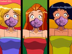 Cartoon & Co - Totally Spies