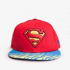 Viral Pinner  new era snapback superman Gorras New Era e5460d8871a