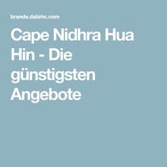 Cape Nidhra Hua Hin - Die günstigsten Angebote