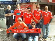 Época 2012/2013, deslocação a Barcelos.  Gil Vicente 0, Benfica 3 ( Lima, Luisinho e André Gomes)