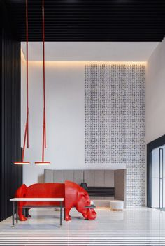 Inside A Wild Hotel Interior Design Project By Studio X Living
