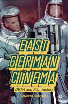 East German Cinema book cover ©Palgrave Macmillan