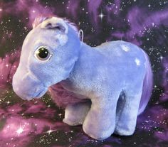 80s plush My Little Pony, had a pink one