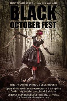 Black October Fest 2015, Germany.