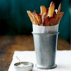 Oven Frites @keyingredient #delicious