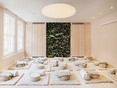 Meditation Room Decor, Reiki Meditation, Meditation Center, Meditation Space, Group Meditation, Meditation Cushion, Meditation Images, Meditation Garden, Meditation Quotes