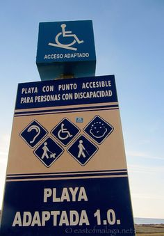 Axarquía leads the way for adapted beach access in Málaga Lead The Way, Water Me, Seaside Towns, Malaga, No Way, Spain, Beach, Towers, The Beach