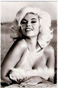 Jayne Mansfield by Truus, Bob & Jan too!, via Flickr