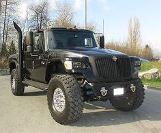 International Harvester : Other MXT LIMITED 2008 international mxt limited Cool Trucks, Big Trucks, Cool Cars, Lifted Trucks, Pickup Trucks, Funny Truck Quotes, Extreme 4x4, 6x6 Truck, Medium Duty Trucks