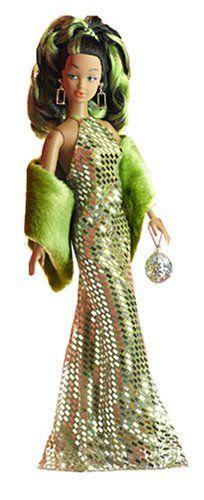 Amazon.com: Barbie: 1 Modern Circle Make-up Artist Simone: Toys & Games