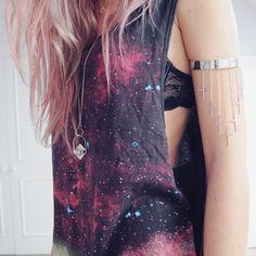 Galaxy shirt <3