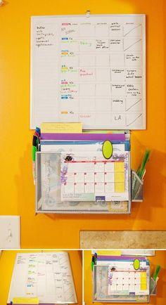 Handbook for the Organized Family- Online Calendar- Family Management