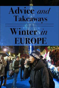 Traveling to Europe in the winter? Read more about advice and takeaways for destinations such as Iceland, Edinburgh, Paris, Cologne, and Stockholm! Christmas In Europe, Christmas Travel, Christmas Markets, Europe In December, Europe In Winter, Winter 2017, France Travel, Travel Europe, Travel Route