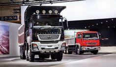 Indian trucks go global