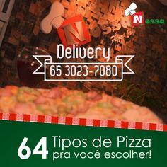 Ligue e escolha o seu sabor preferido! A entrega é grátis para a região central.  #nossapizza #delivery #reservas #atendimento #terçasaosdomingos #pizza #delícia #pediuchegou #surpreenda #peçajá #vontadedecomer  Nós atendemos e reservamos das terças aos domingos a partir das 18 horas.  Nosso Delivery: (65) 3023-7080  Nossa Pizza Centro  Av. Presidente Marques , N°830, Centro Norte  Cuiabá, MT