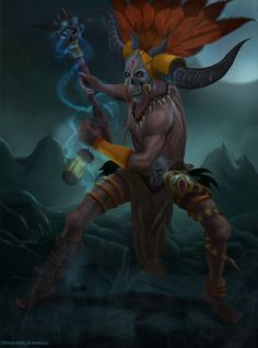 one of character of Diablo, yeaahh i learnt a lot from this :)