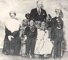 The Family Part II - Ventriloquist Vernon Most Frightening Ventriloquist Dummies