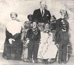 The Family Part II - Ventriloquist Vernon Most Frightening Ventriloquist Dummies