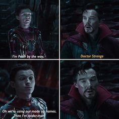 ⠀⠀ ⠀⠀ OMG THIS SCENE IS SO PRECIOUS I CAN'T ⠀⠀ ⠀⠀⠀⠀ ⠀⠀ Also, the name confusion continues (shout out to Thor who didn't make fun of his…