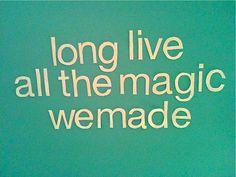 tswift love IS magic