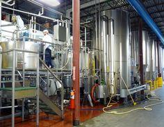 Allagash Brewery, Portland ME