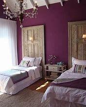 Most Design Purple Girls Bedroom – Design House Decor Purple Bedroom Design, Purple Home Decor, Purple Bedrooms, Bedroom Wall, Girls Bedroom, Bedroom Decor, Bedroom Ideas, Childs Bedroom, Warm Bedroom