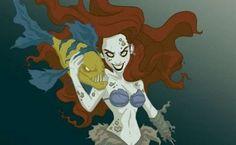 Creepy Ariel