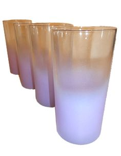 476b149e590 Blendo Purple Drinking Glasses S 4