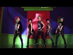 Found a new awesome kpop song!!! GI - Beatles