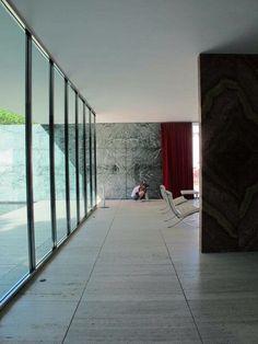 Mies van der Rohe #inspirationCY