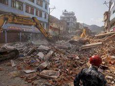 Two tremors struck Nepal today amid rehabilitation